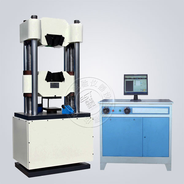 300KN-1000KN微机屏显式液压拉力试验机