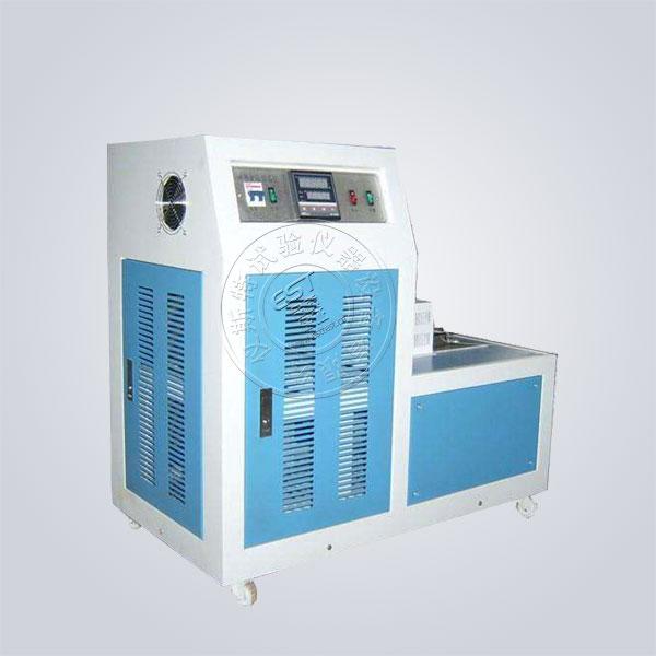 冲击试验低温槽 橡胶低温脆性试验机