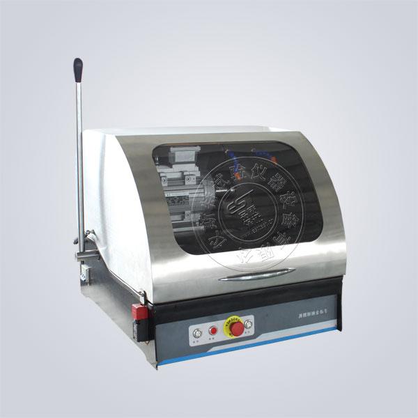 SQ-100型手动金相试样切割机