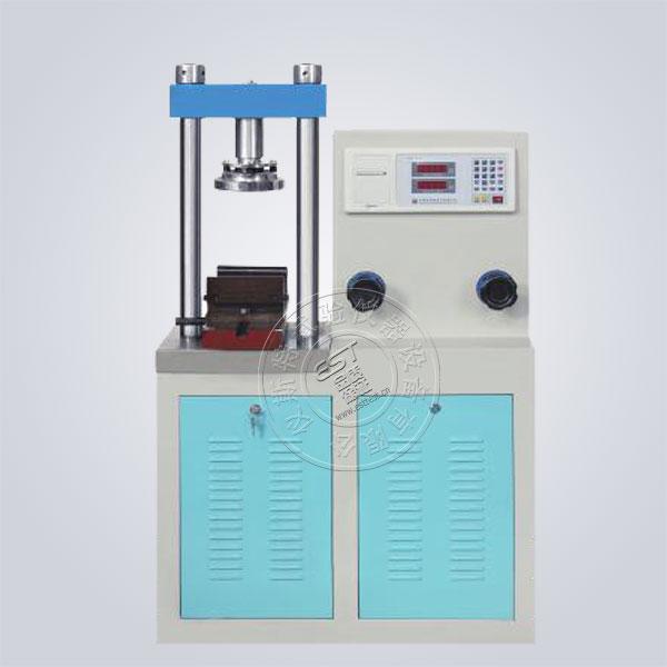 数显式砖瓦压力试验机