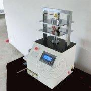 河北森林纸业购买的纸管压力试验机已经达到客户公司