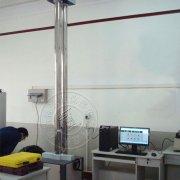 管材落锤冲击试验机供货给洛阳九通管业研究室