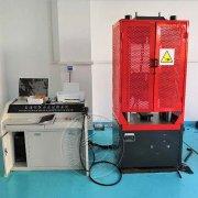 电液伺服万能试验机发往无锡质检院