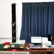 临沂恒瑞金属制品有限公司购买我司拉拔力测试仪到达厂家