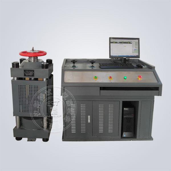 微机控制电液伺服压力试