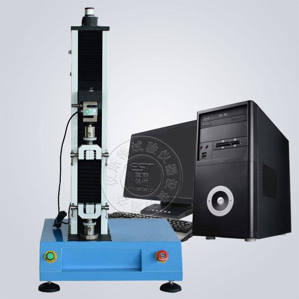 纸张拉力试验机(数显式、微机控制)