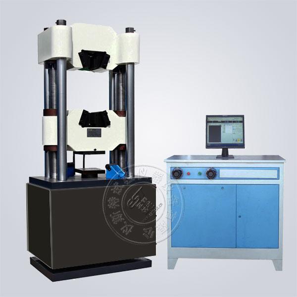 300KN-1000KN微机屏显式液压