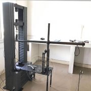 脚手架扣件试验机到达中国建筑科学研究院建筑工程检测中心建筑脚手架扣件部