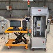 根管锉扭转试验机到达济宁德卡医疗器械