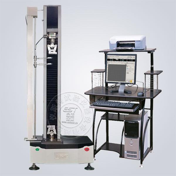 单柱橡胶、防水卷材拉力试验机(数显、微机)