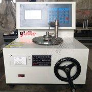 立式弹簧扭转测试仪发往成都兰石低温公司