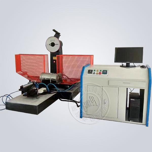 微机控制全自动冲击试验机(常温自动上料)